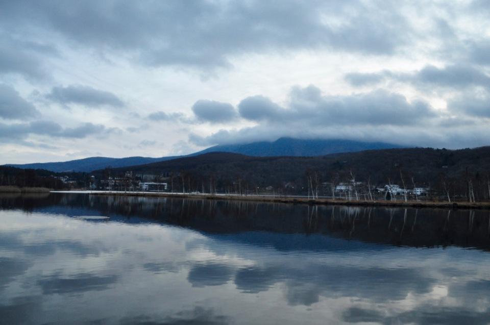 Shirakabako 白樺湖